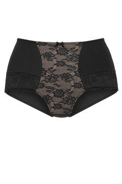 nuance broekje met hoge taille zwart