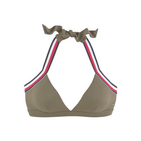 TOMMY HILFIGER triangel-bikinitop Tape