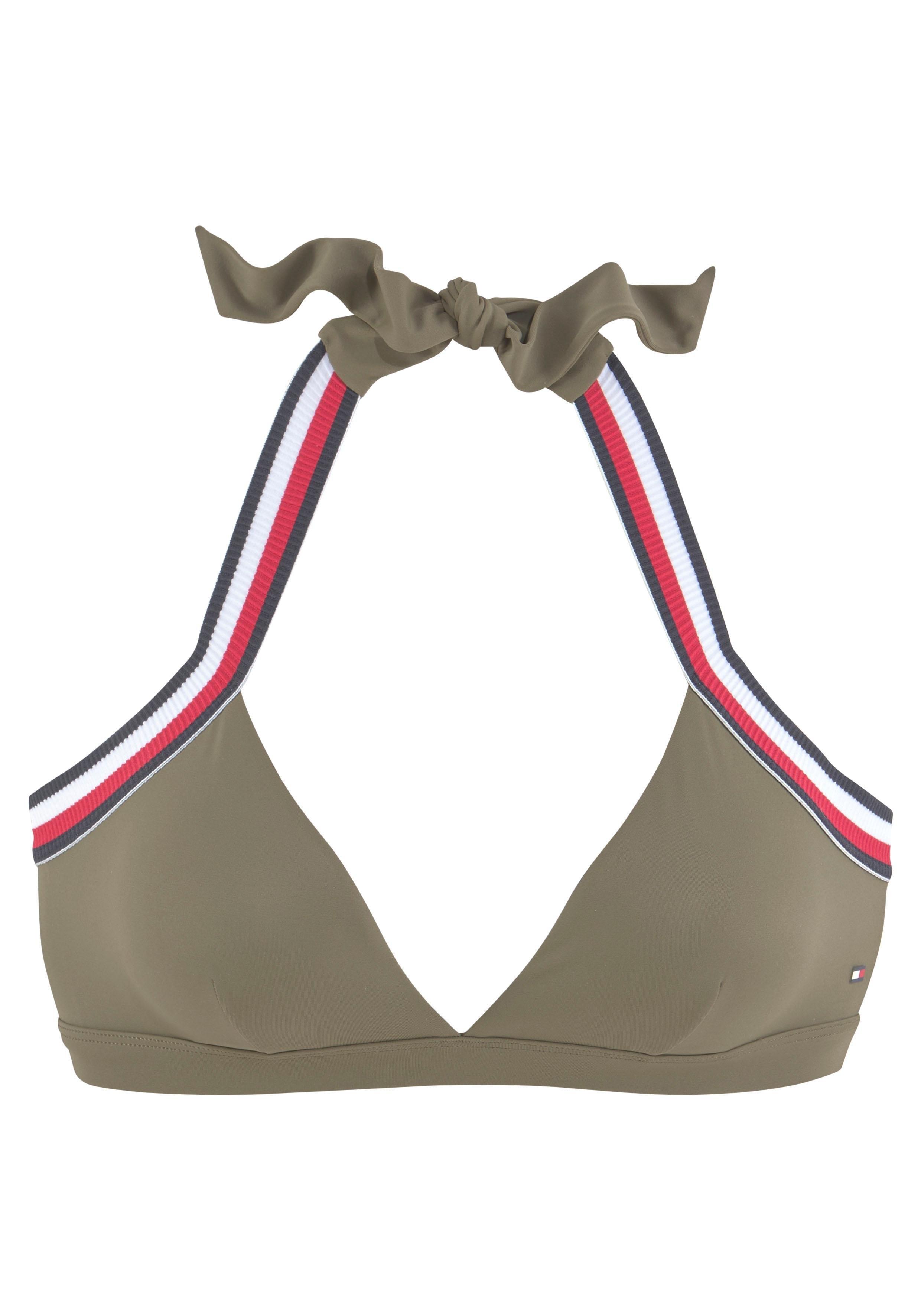 Tommy Hilfiger triangel-bikinitop »Tape« - verschillende betaalmethodes