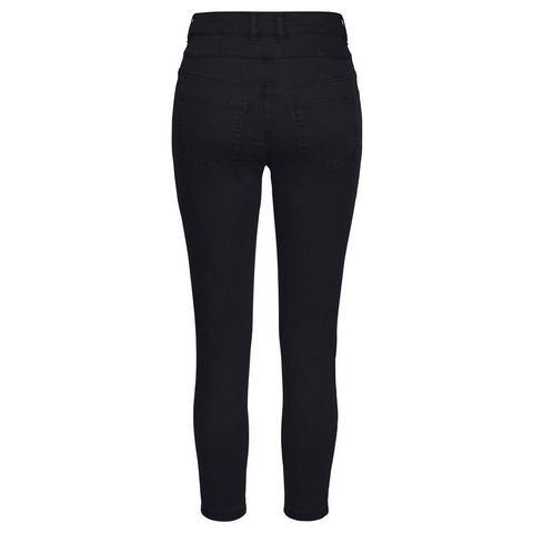 LASCANA highwaist-jeans