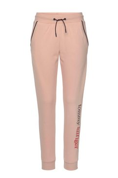 tommy hilfiger sweatpants roze