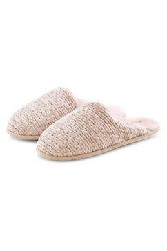 lascana pantoffels roze