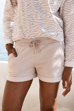 lascana short beige
