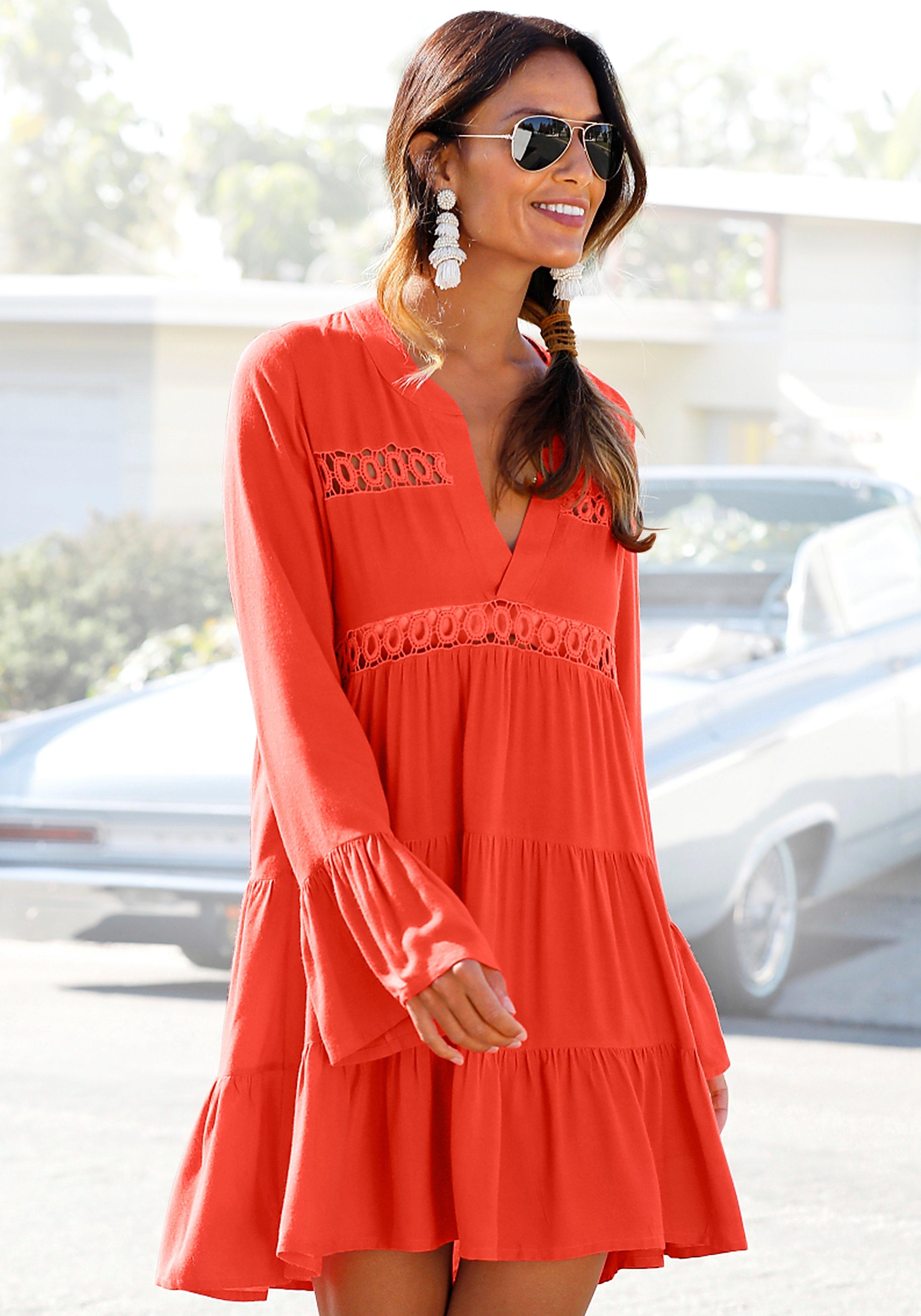LASCANA lange blouse bij Lascana online kopen