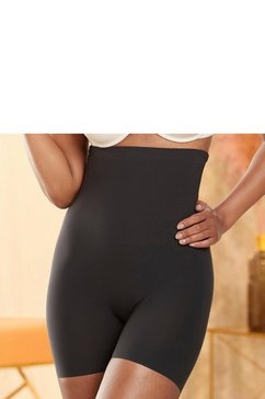 maidenform shapingbroek »high waist shorty« zwart