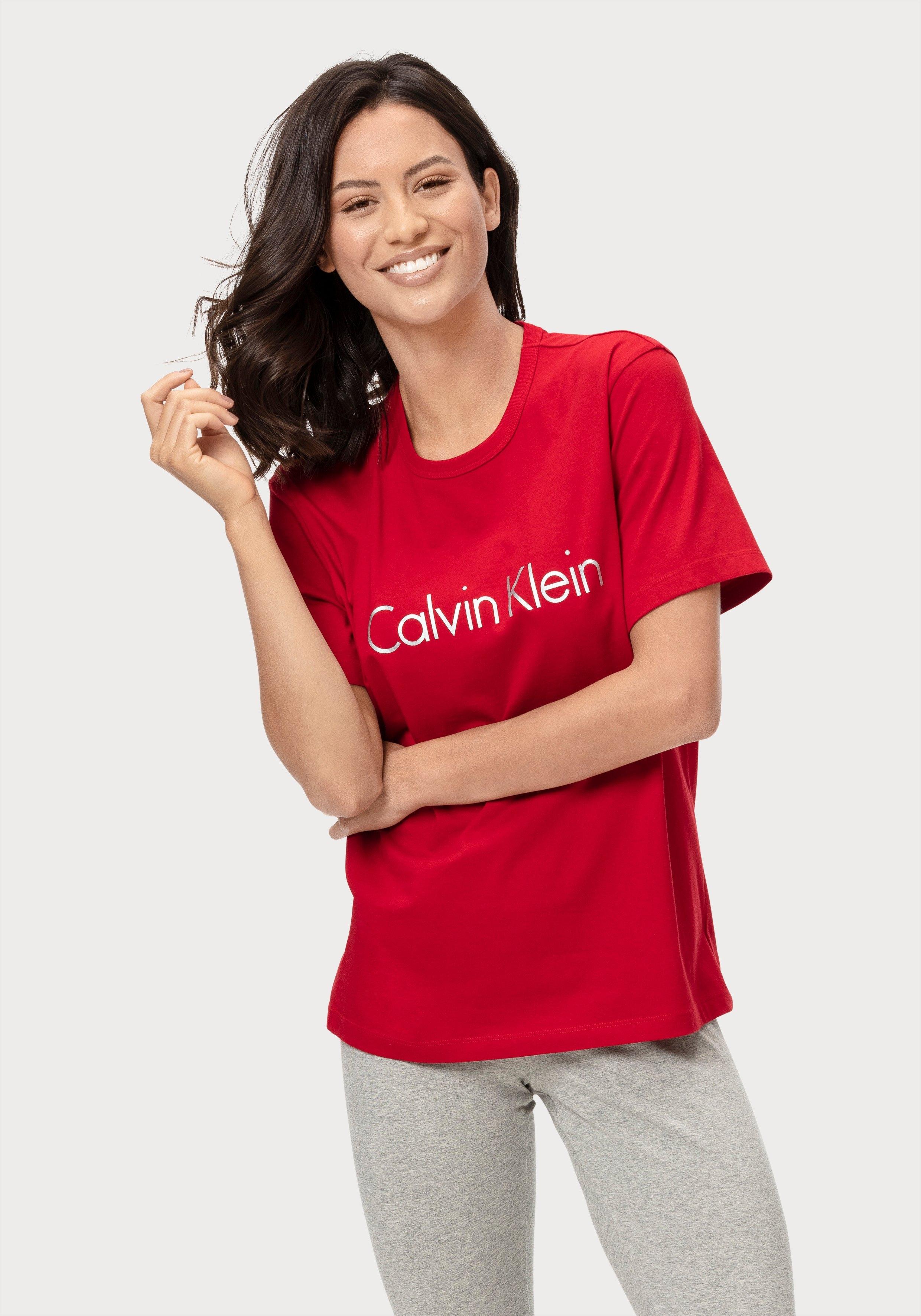 Calvin Klein T-shirt - gratis ruilen op lascana.nl