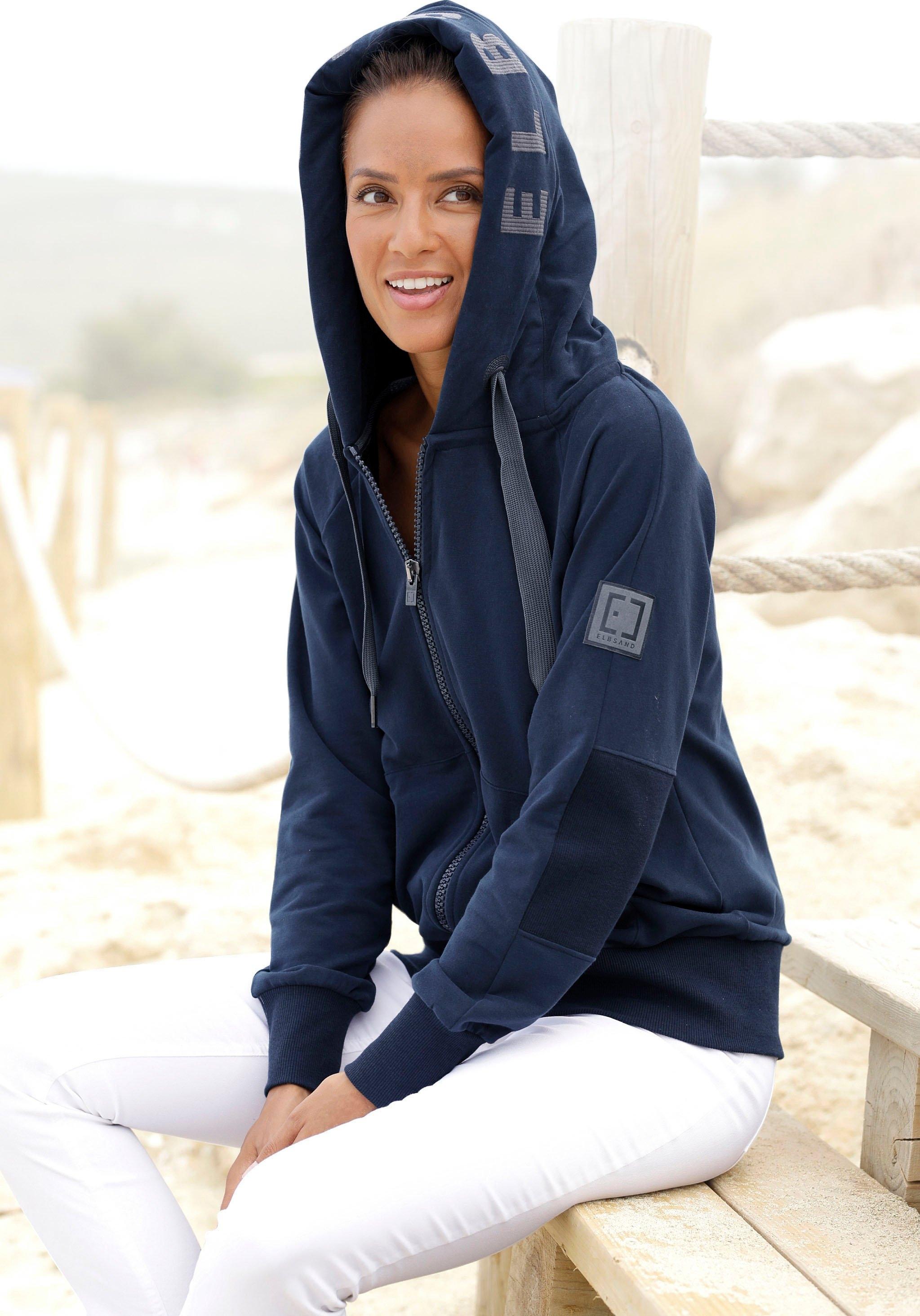 Elbsand sweatvest »Kelda« in de webshop van Lascana kopen