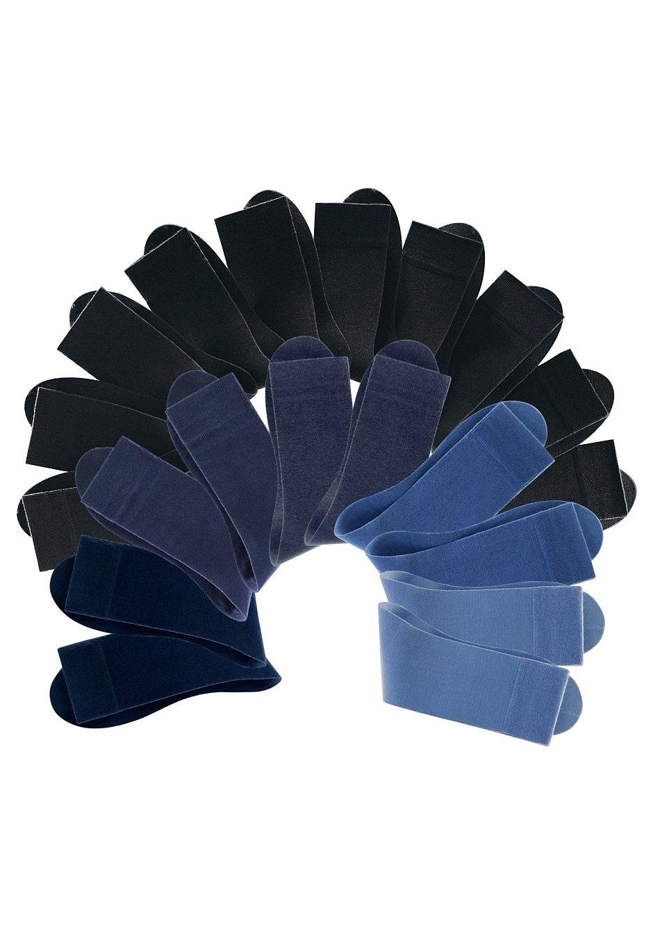Cotton Republic Set van 20 paar sokken - gratis ruilen op lascana.nl