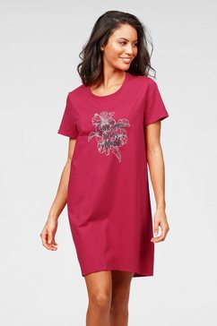 schiesser nachthemd roze