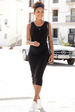 lascana tricotjurk zwart