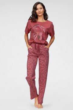 triumph pyjama roze