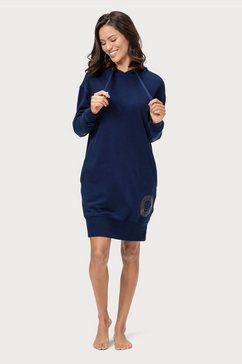 calvin klein nachthemd blauw