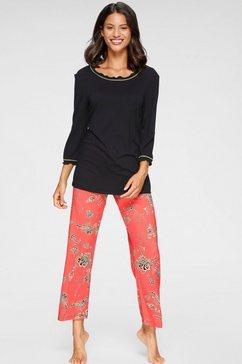 cybèle pyjama zwart