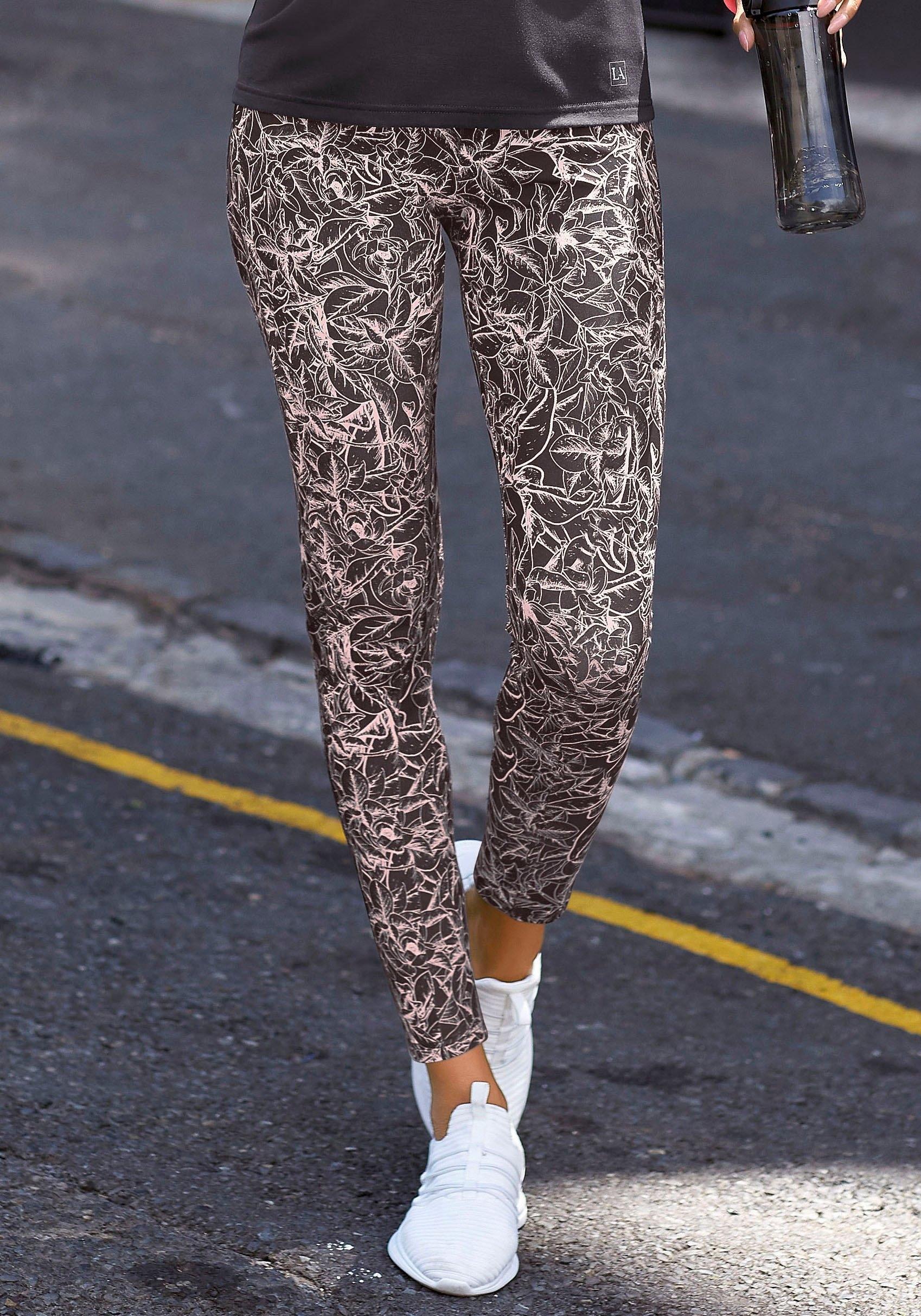 LASCANA ACTIVE legging »Lascana Leggings« - verschillende betaalmethodes
