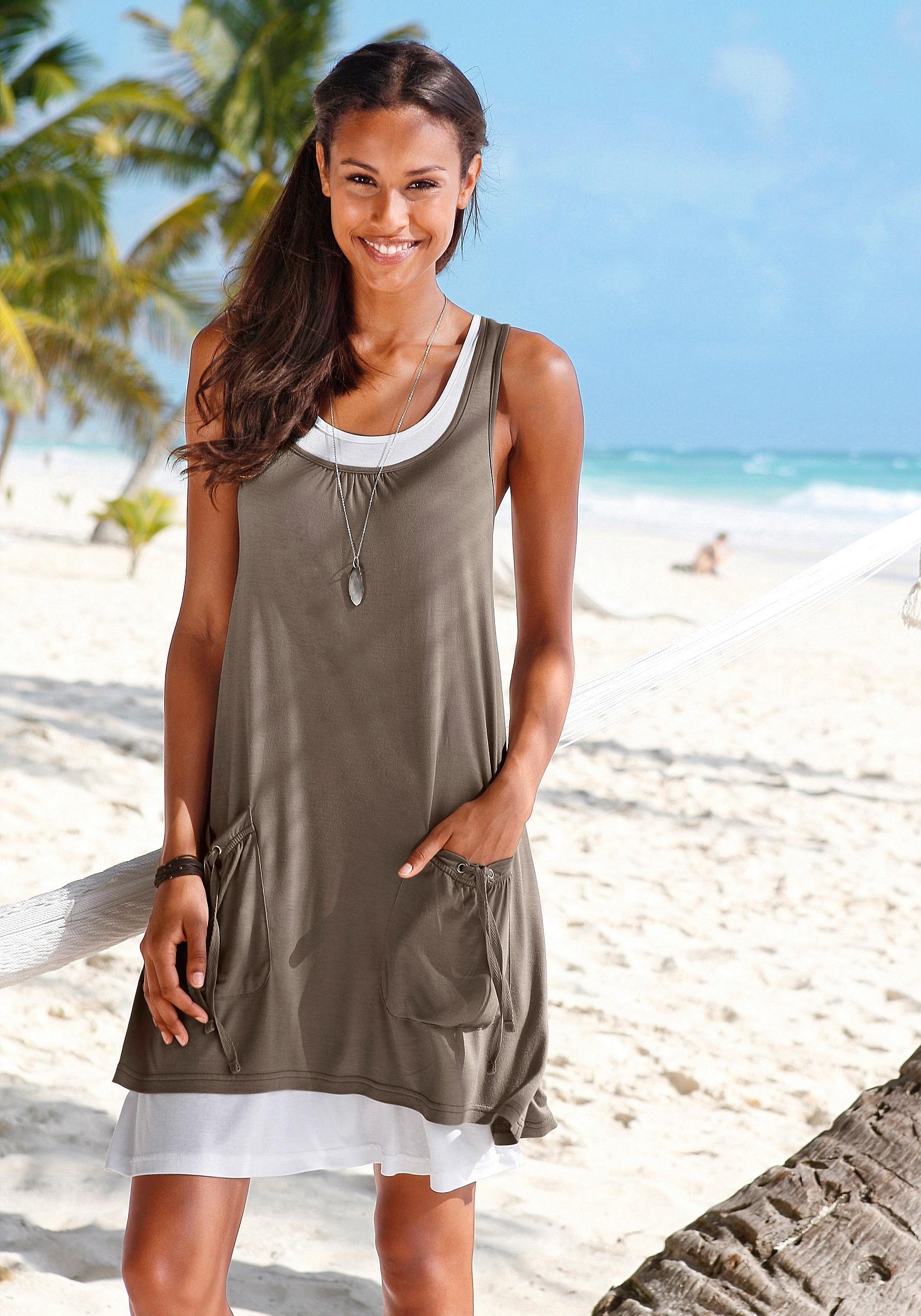beachtime Strandjurk, Beach Time nu online kopen bij Lascana