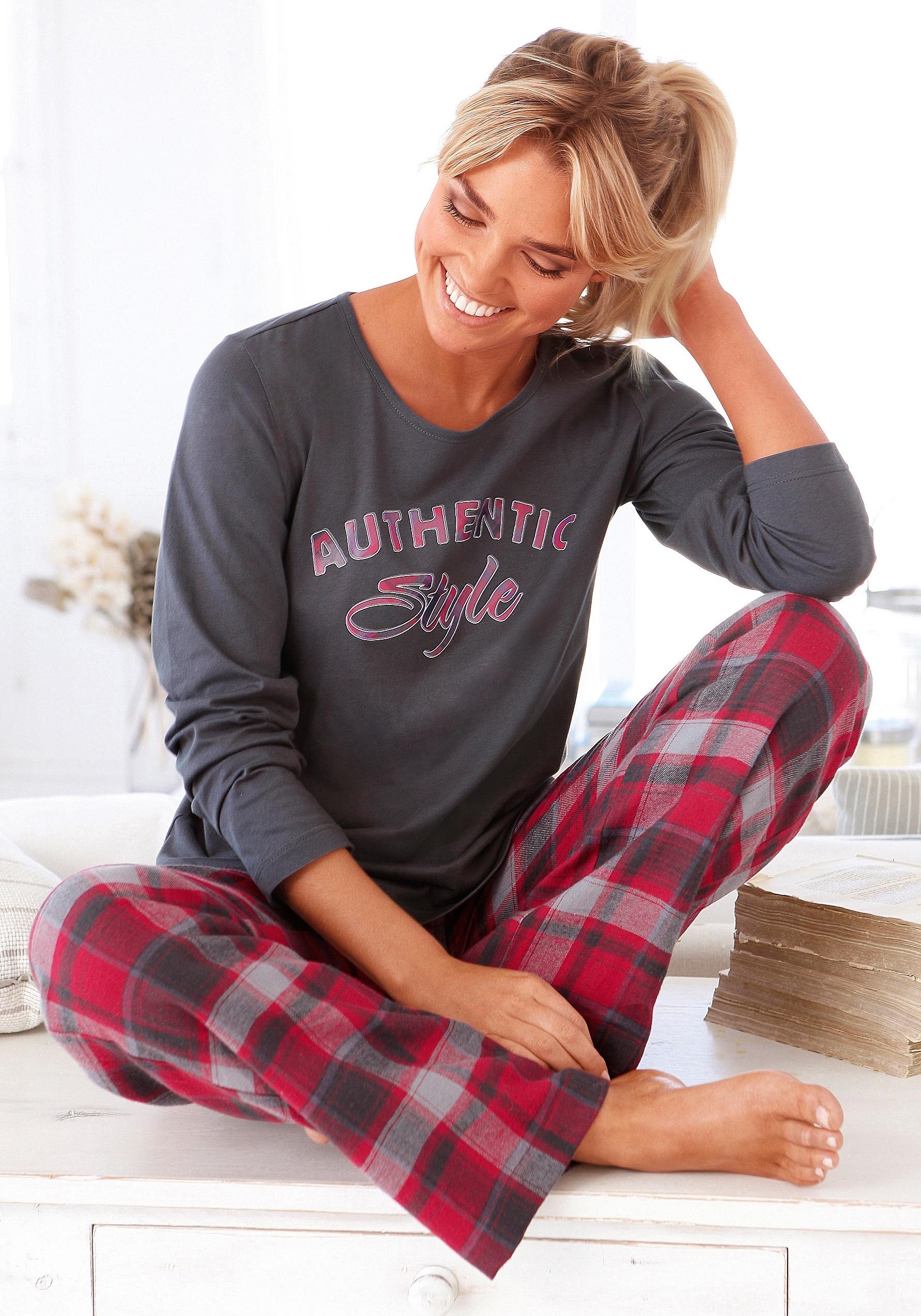 Buffalo Pyjama online kopen op lascana.nl