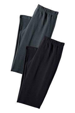 basic legging in set van 2, vivance grijs