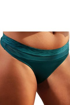 s.oliver bodywear string groen