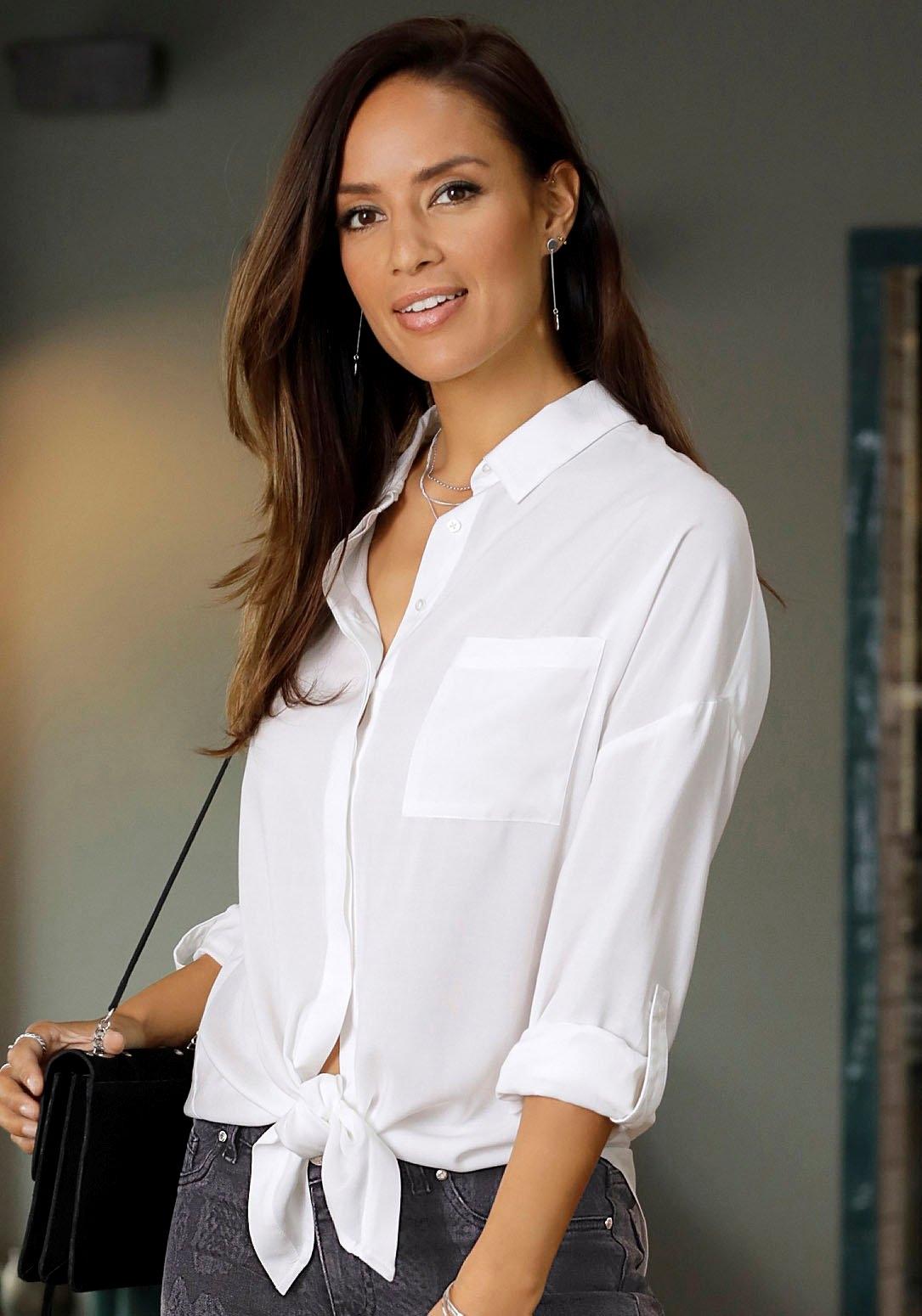 LASCANA lange blouse nu online bestellen