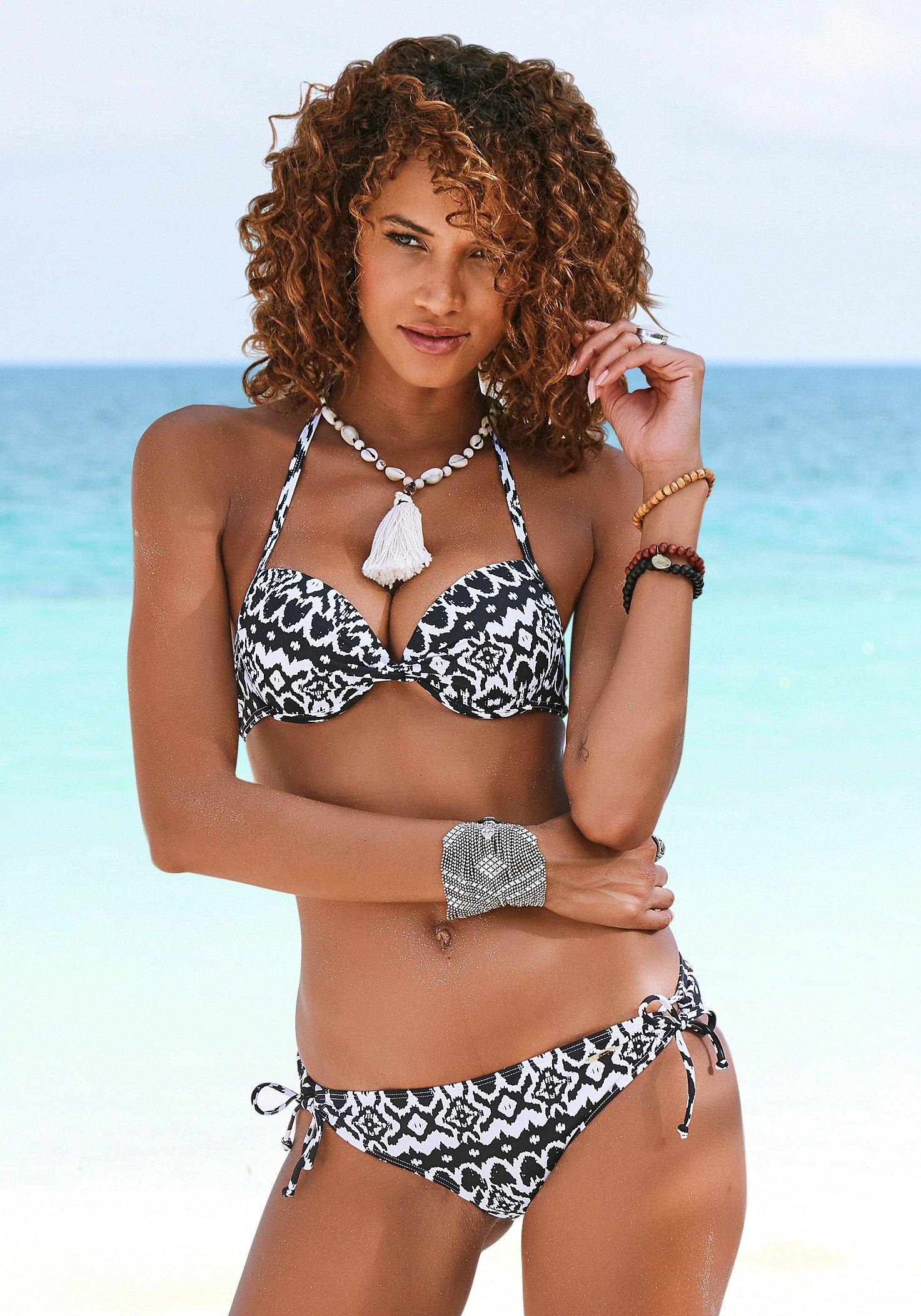 Lascana bikinibroekje Grace met bindstrikjes opzij in de webshop van Lascana kopen