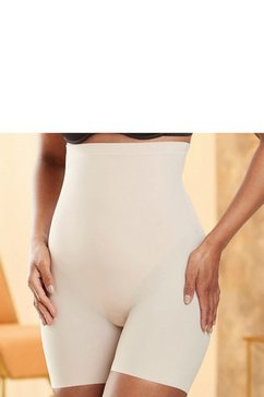 maidenform shapingbroek »high waist shorty« beige
