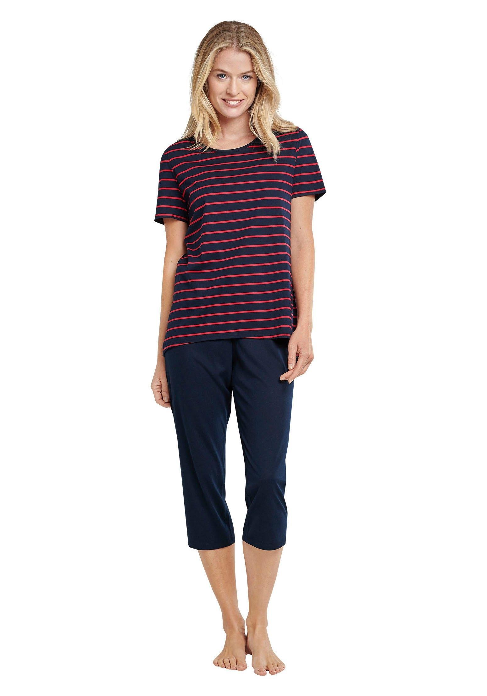 Schiesser capripyjama nu online kopen bij Lascana