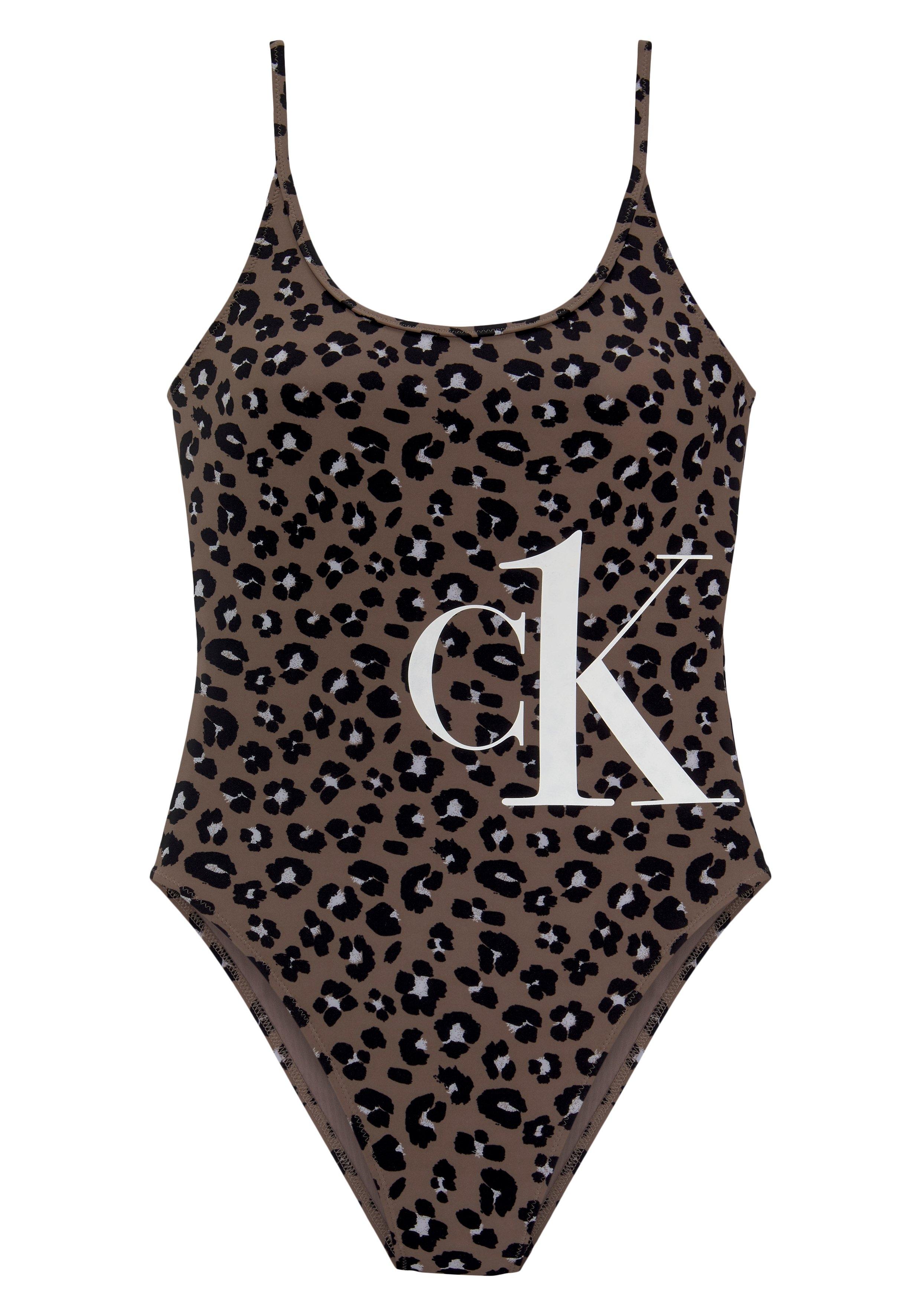 Calvin Klein badpak »Leo« goedkoop op lascana.nl kopen