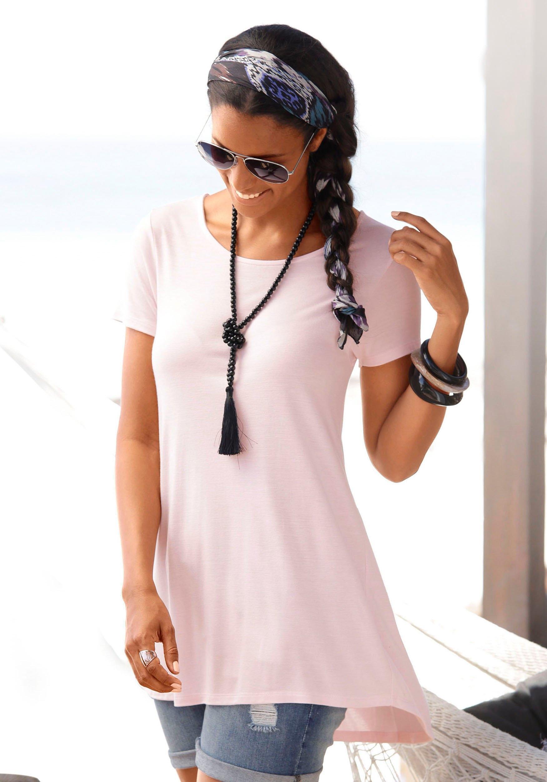LASCANA strandshirt voordelig en veilig online kopen