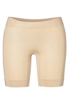 schiesser shapingbroek seamless short beige
