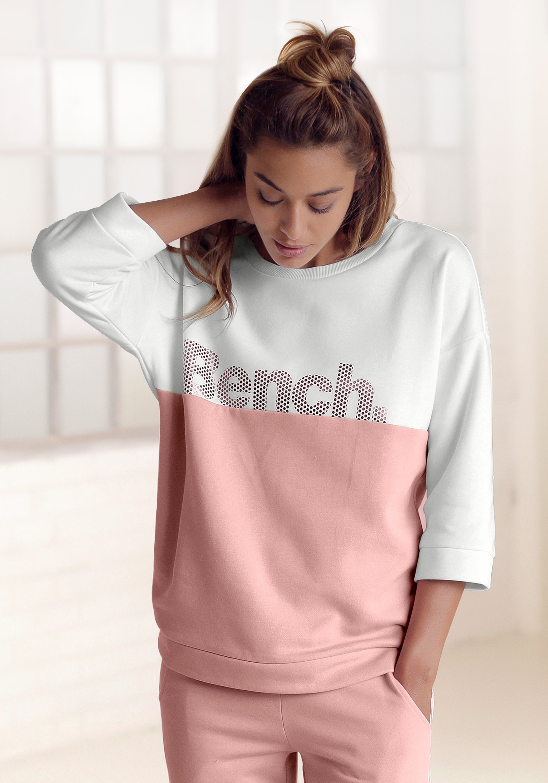 Bench. sweatshirt in colourblocking-design bestellen: 30 dagen bedenktijd
