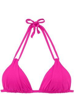 s.oliver red label beachwear triangeltop »spain« roze
