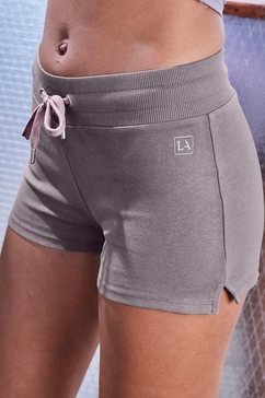 lascana active short grijs