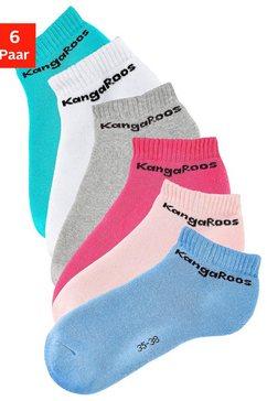 kangaroos sokken (6 stuks) multicolor