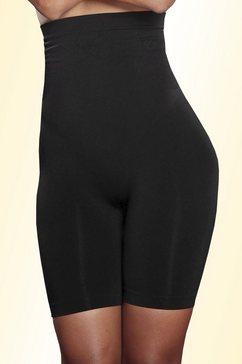 lascana bodyforming-broekje met hoge taille zwart