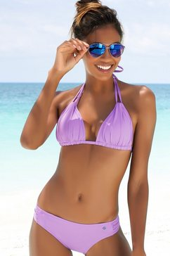 s.oliver red label beachwear triangeltop »spain« paars