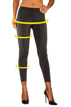 lascana modellerende legging zwart