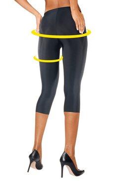 lascana modellerende capribroek zwart