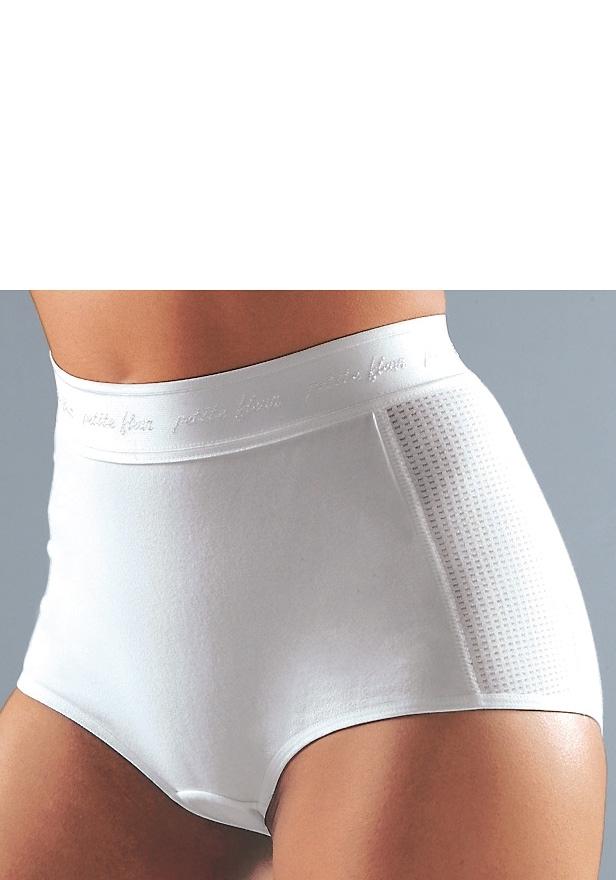 Petite Fleur Pants, set van 3 bij Lascana online kopen
