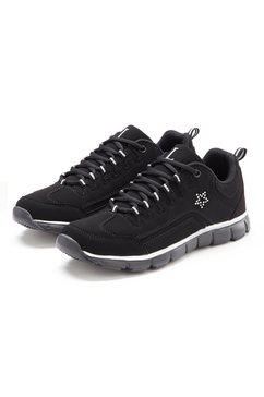 lascana sneakers zwart