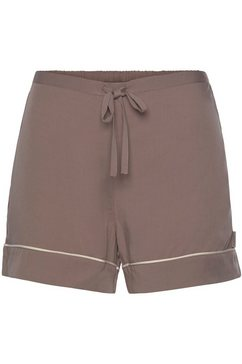 calvin klein pyjamashort bruin