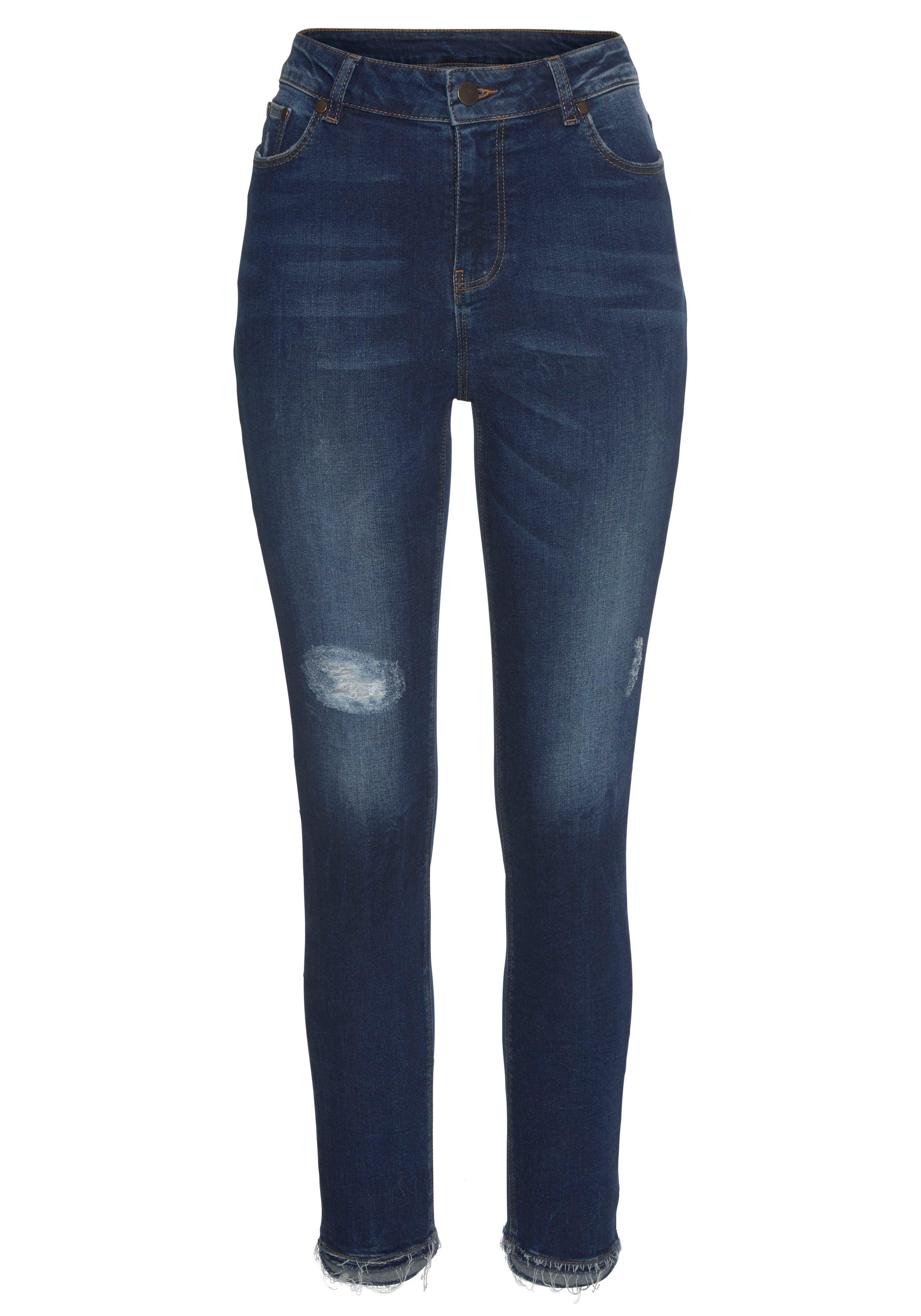 Lascana destroyed jeans online kopen op lascana.nl