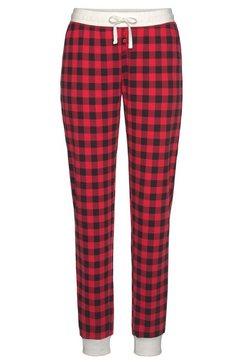 lascana pyjamabroek zwart