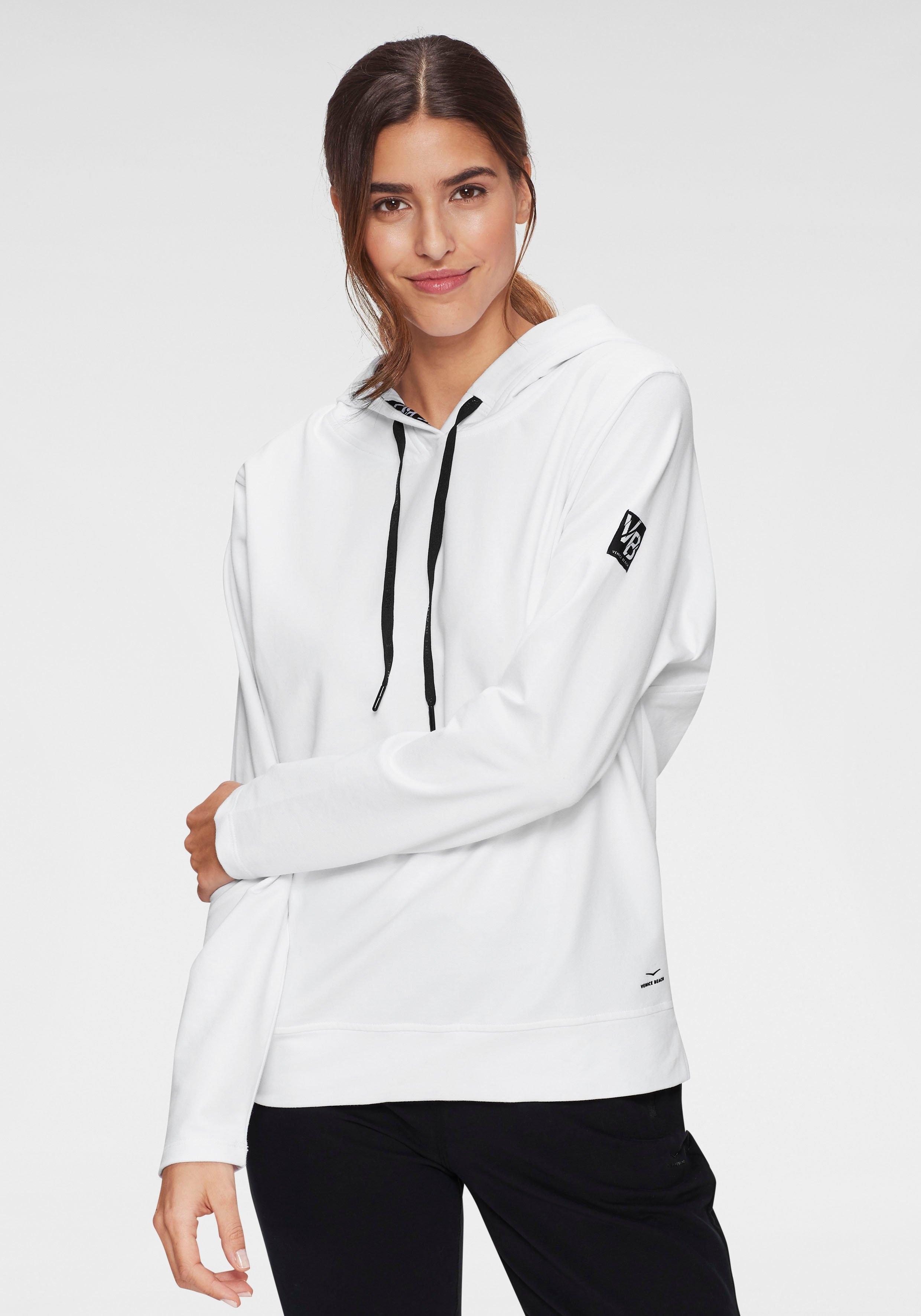 VENICE BEACH hoodie »Ponga Hoodie« - verschillende betaalmethodes