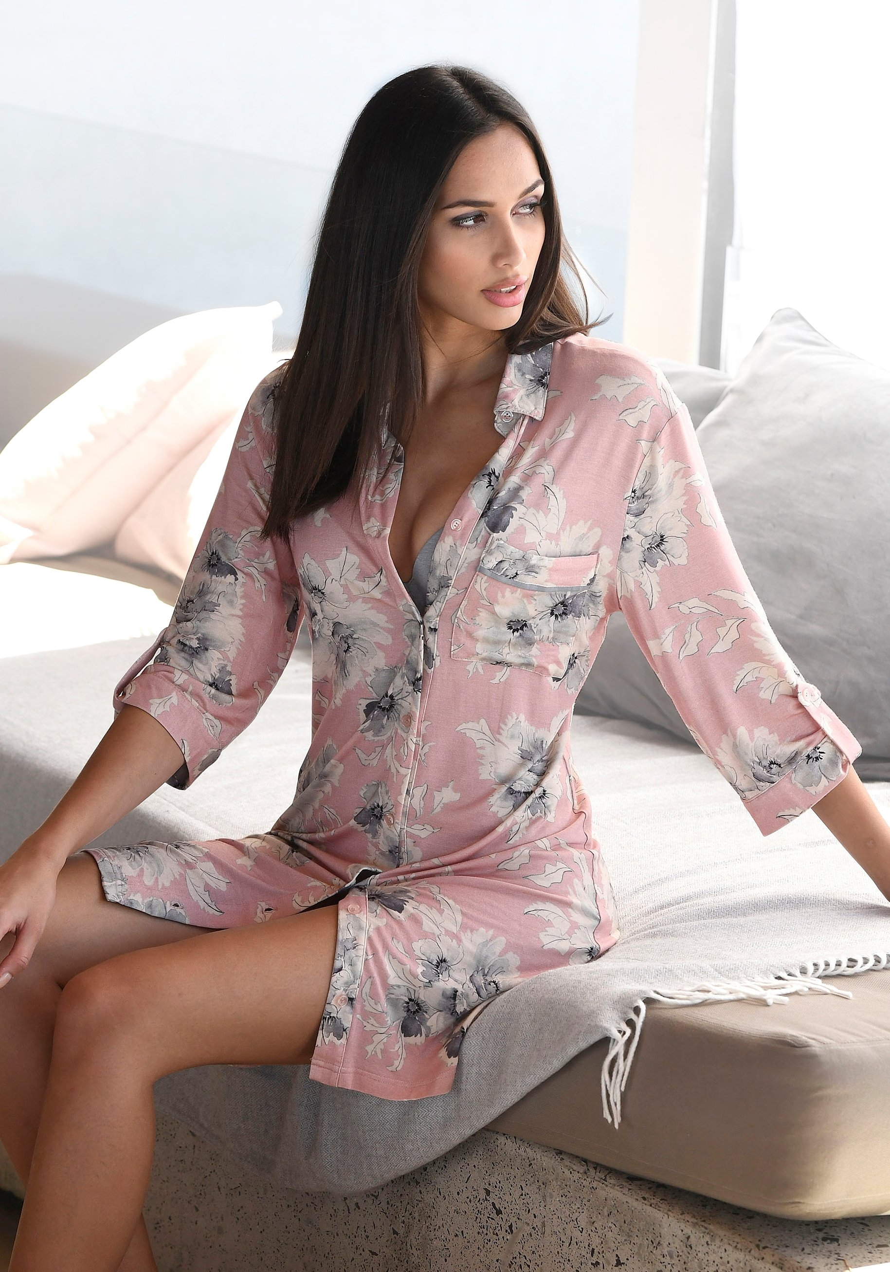 LASCANA nachthemd bij Lascana online kopen