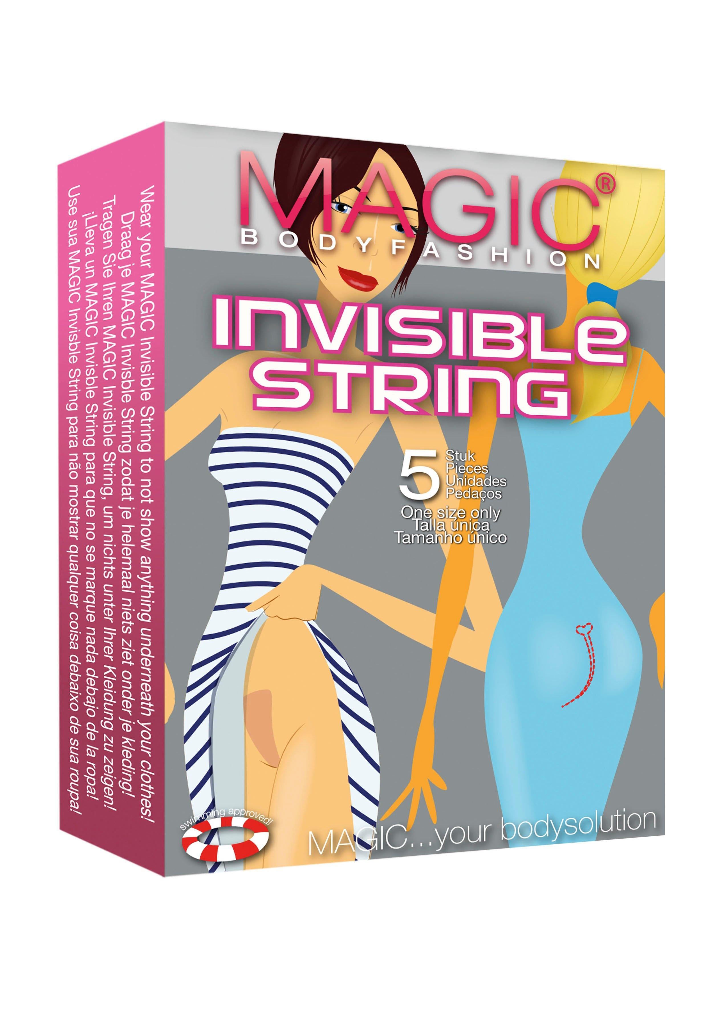 Magic Body Fashion string Invisible String plakken (5 stuks) bij Lascana online kopen
