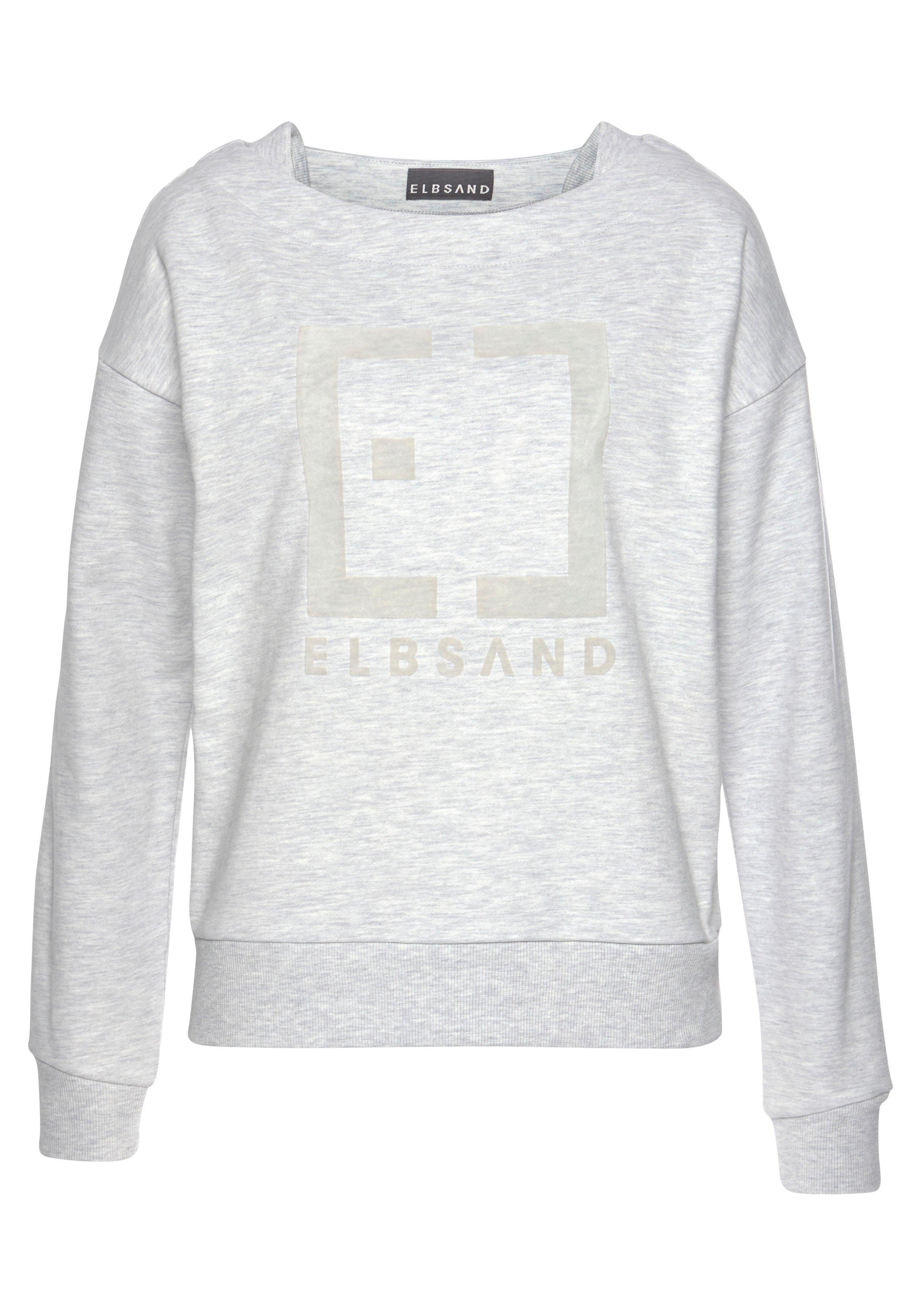 Elbsand sweatshirt »Finnia« veilig op lascana.nl kopen