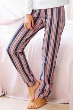 vivance dreams pyjamabroek met print all-over roze