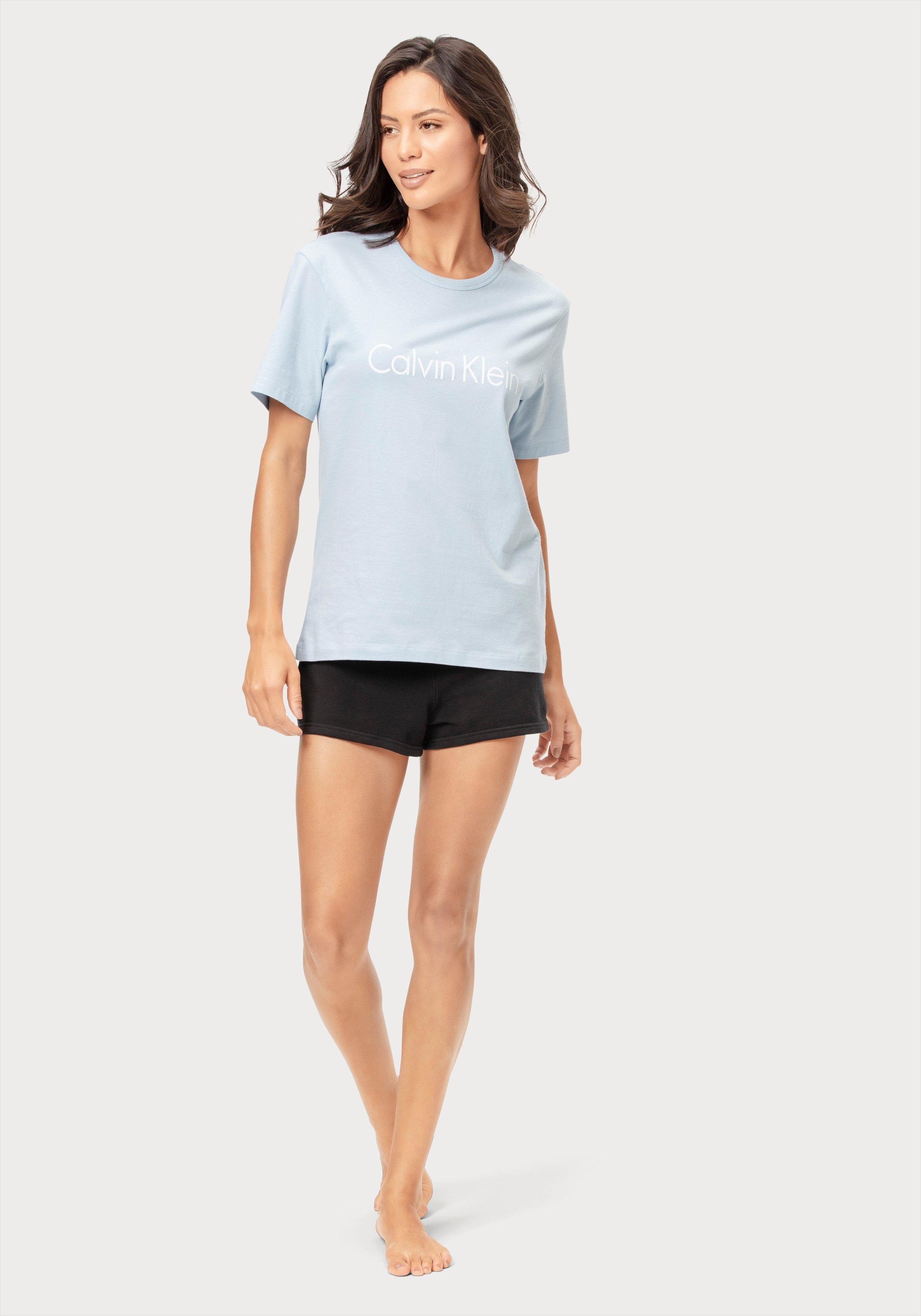 Calvin Klein short met logo boord nu online kopen bij Lascana