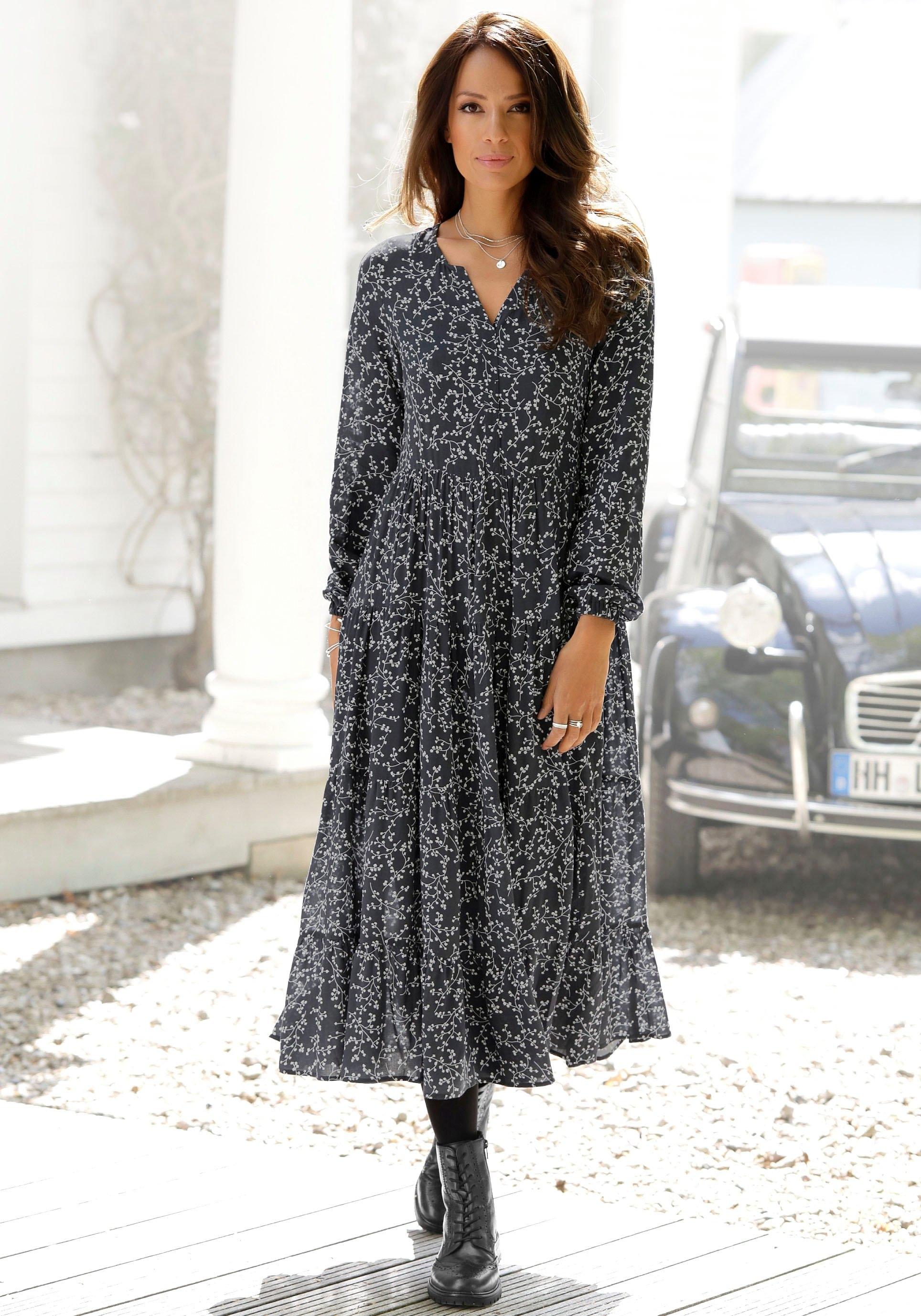 Lascana maxi-jurk met bloemenprint bij Lascana online kopen
