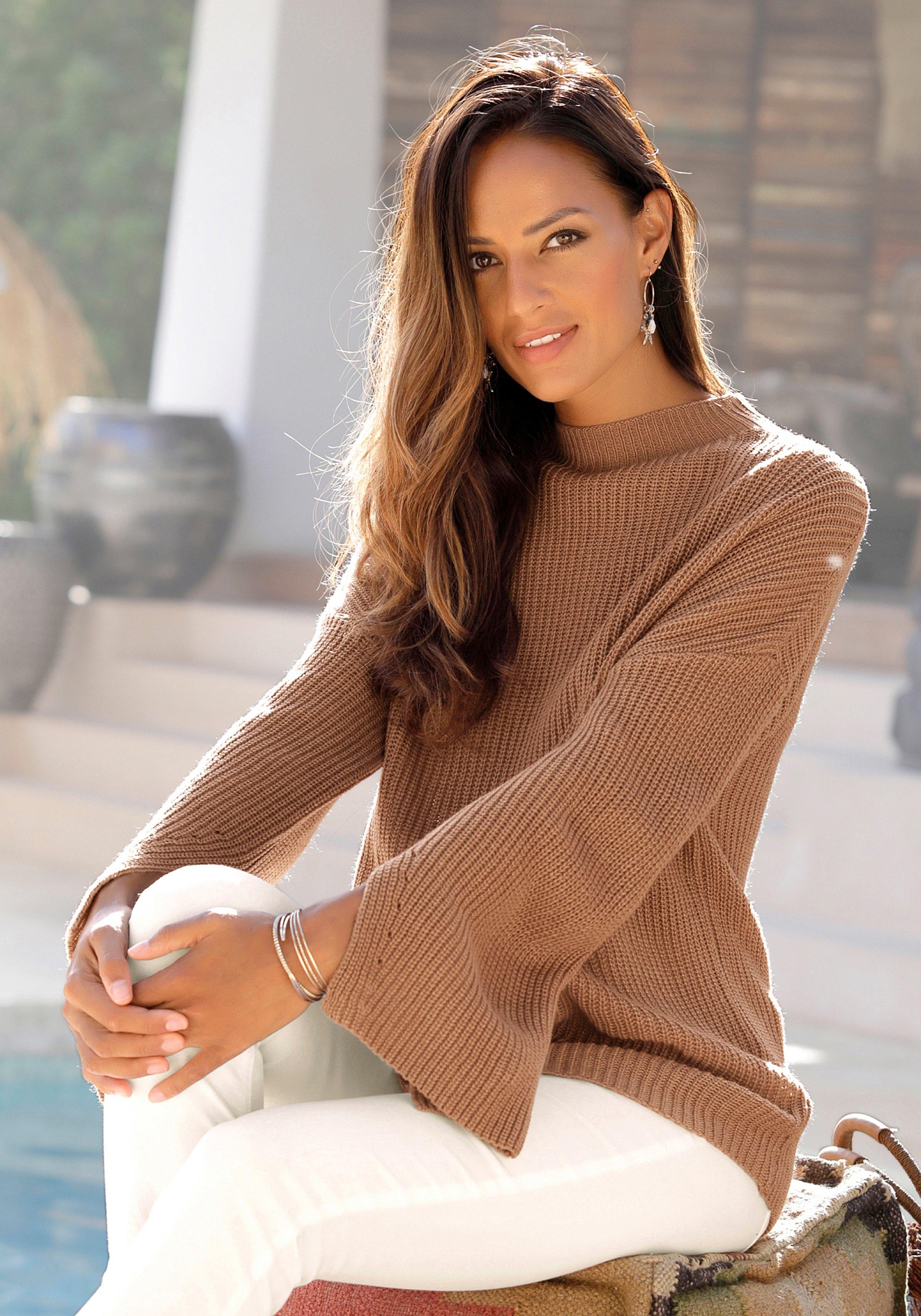 Op zoek naar een Lascana trui met 3/4-mouwen? Koop online bij Lascana